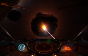 Mining may not be profitable in Beta 3 yet, but it certainly can be a great photo opportunity!