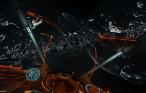Bounty hunting in an asteroid field