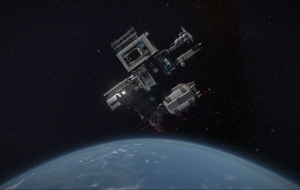Azeban Orbital outpost