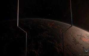 Outer space planet, 20 CEPHEI A 2