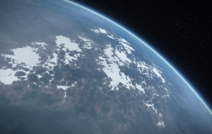 Earth like world. Loving the extra detail now in beta 3.