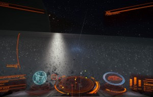 Sneaking up to the next cargo hatch hacking effort. This one is unaware of my approach ... until its too late.