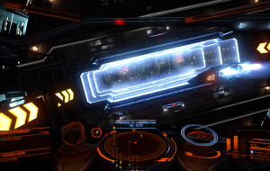 Slow down... each ship has a docking station. No need to rush... or is there?