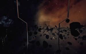 ring near Rosette nebula