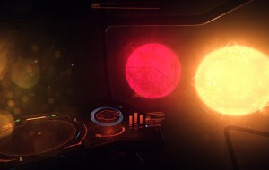 LHS 142 binary system. Federation.