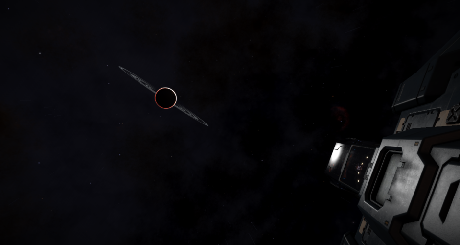 Fine Rings in the Dark with ASP