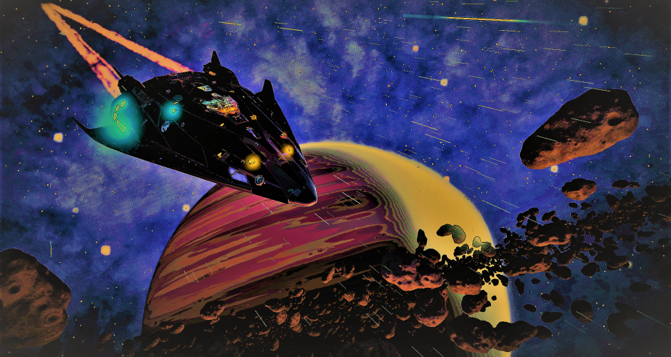 My Fer-De-Lance Retro Screenshot