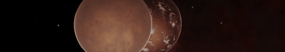 Planetas escondidos