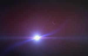 Planeta orbitando una Enana Blanca