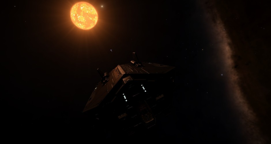 Asp in front of things . . .