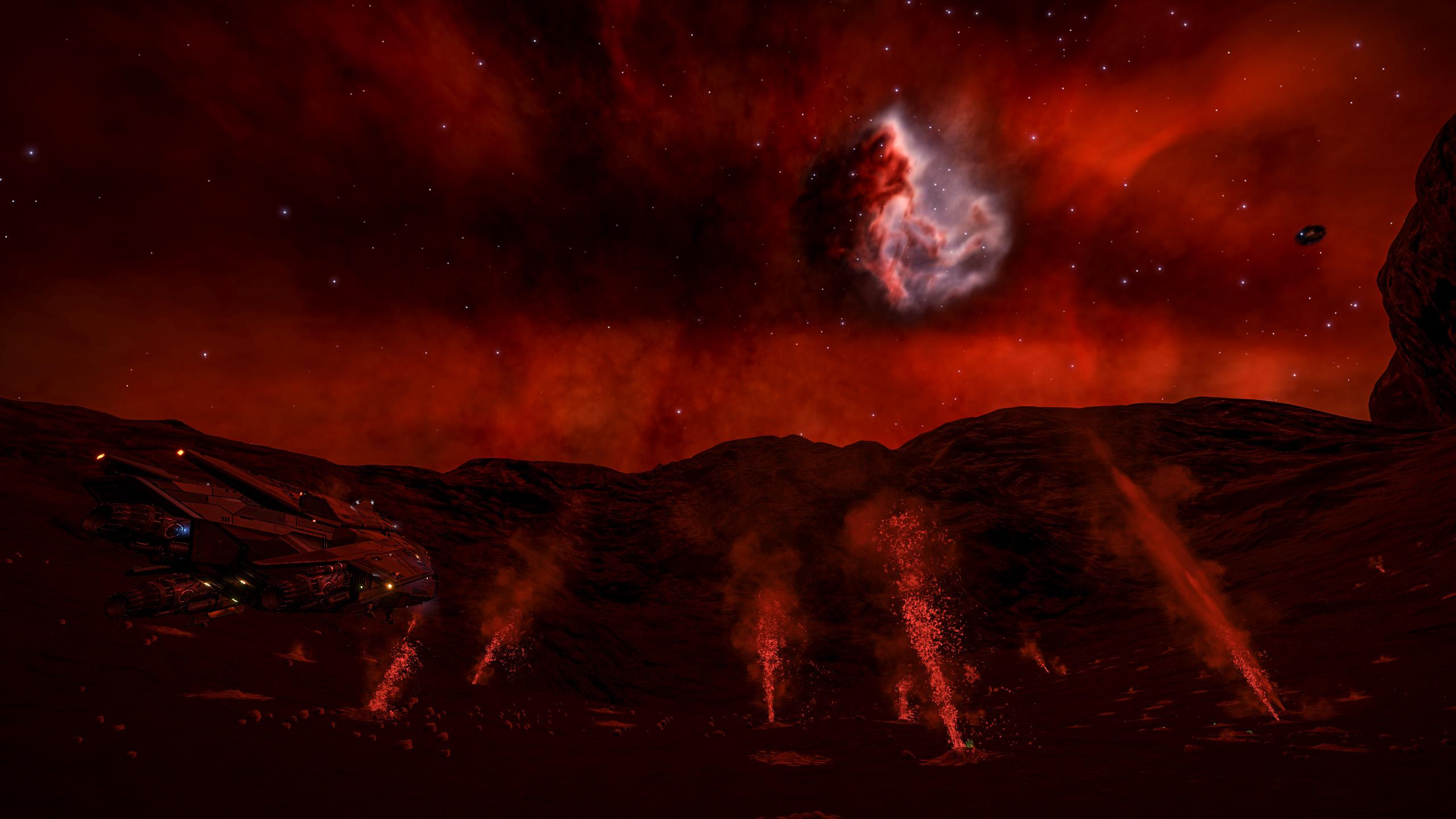 The Soul Nebula - Elite Galaxy