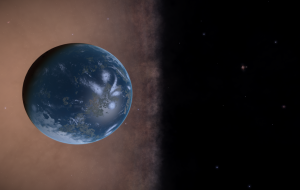 Earthlike planet, galaxy