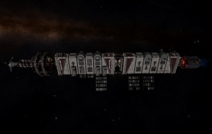 Fisher's Rest Megaship